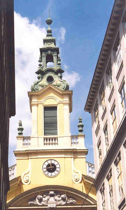 Vienna Community Church Belltower