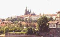 View of Prague Castle, Czech Republic