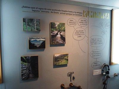 water museum exhibit