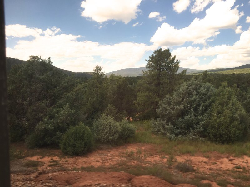 Interesting New Mexico Terrain