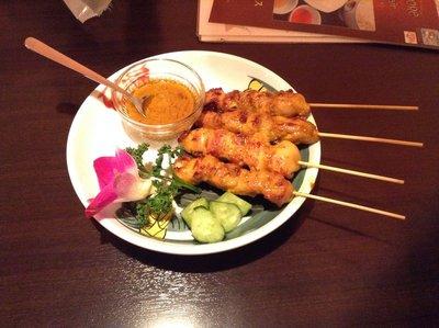 Singapore Cuisine Liang Ah Lo's Satay