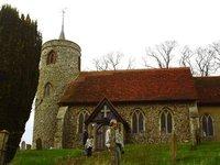 Aldham church, Suffolk