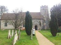 Bartlow church, Cambridgeshire