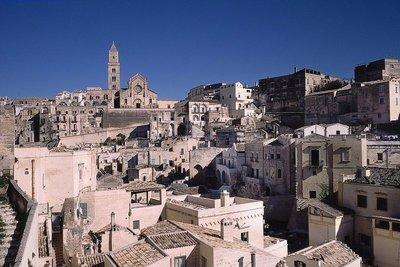Basilicata Sassi Matera