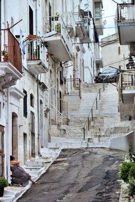 Puglia white city Ostuni