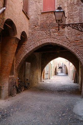 medieval towns of Italy