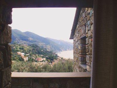 vista from Monterossa accom