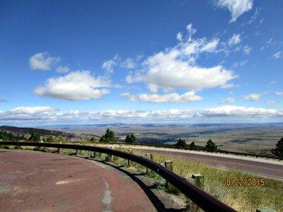 bighorn view