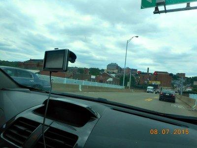 drivingintoPittsburgh