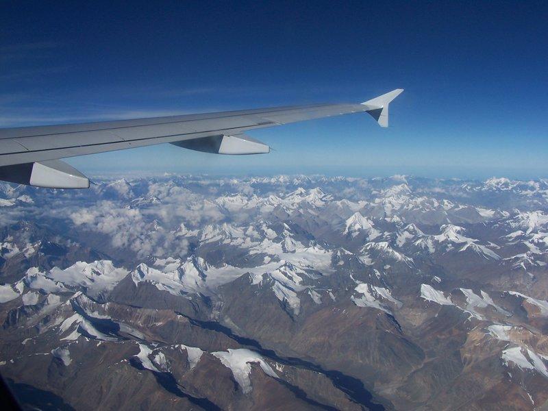 Beautiful Himalyan Range