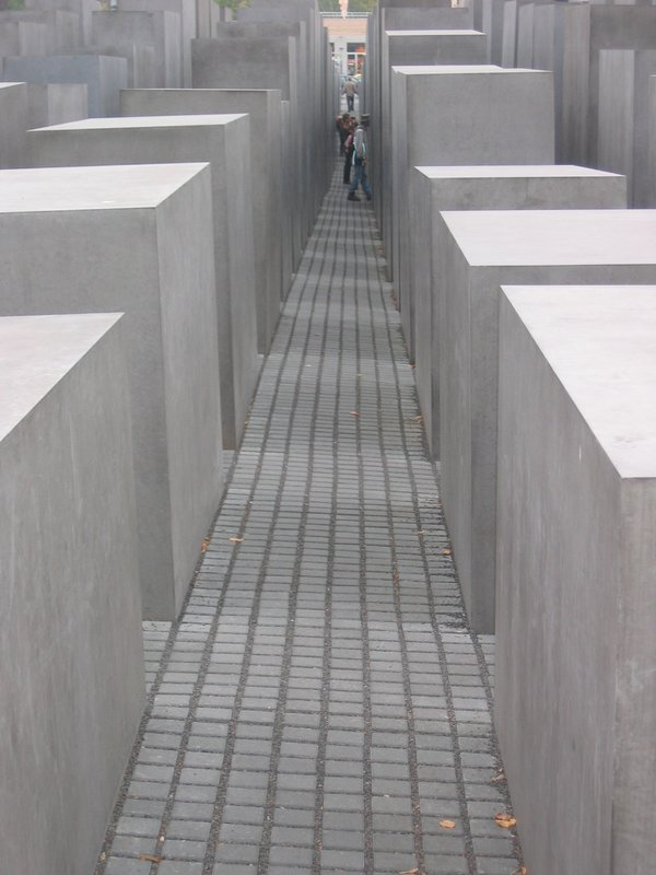 Memorial to those slaughtered in the holocaust