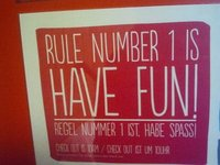 A rule for life