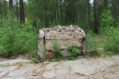 Bronze Age burial cache
