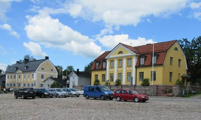 More upscale homes in Porvoo