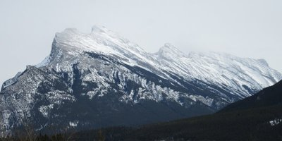 Another Banff mountain