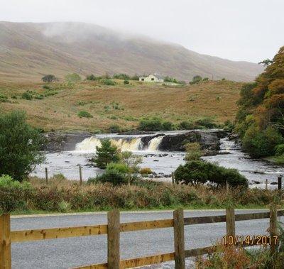 Aasleagh Falls