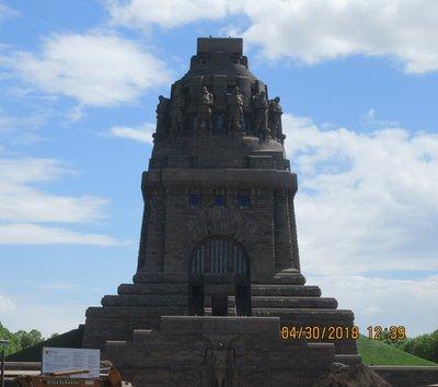 1813 Memorial - Battle of Leipzig