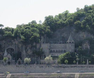 Cave Church in Gellert Hill