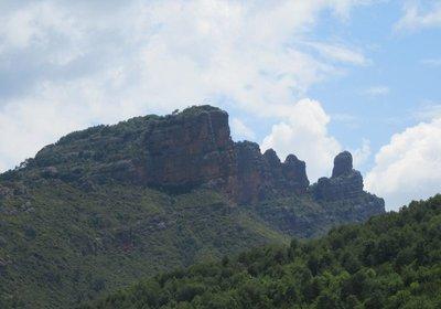 Desert mountain 2