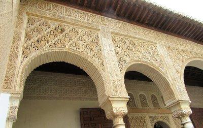 Intricate exterior design