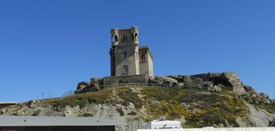 The Castle of St. Catalina