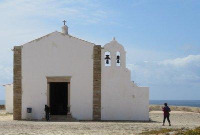 The church at Cape Sagres