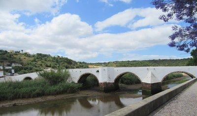 Roman bridge at Silves