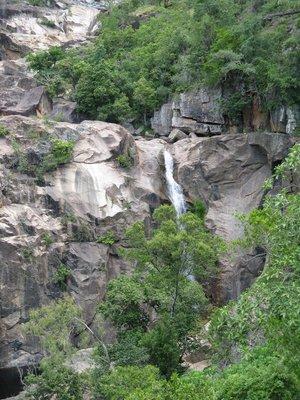 Jourama Falls - 3rd fall