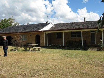 Springfield near Wallabadah NSW