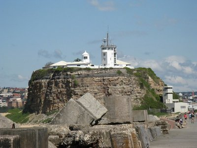 Nobbys Lighthouse - Newcastle