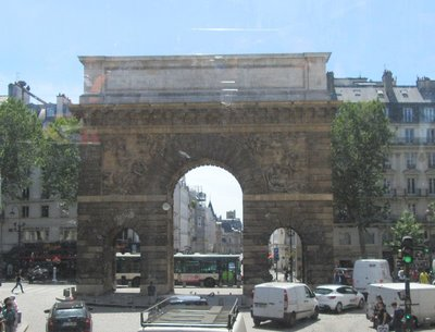 Porte Saint-Martin