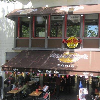 Hard Rock Café, Paris
