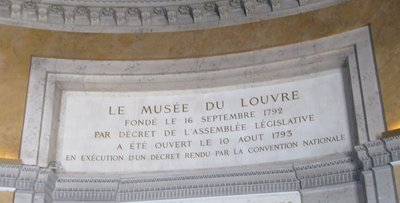 Information about the Louvre