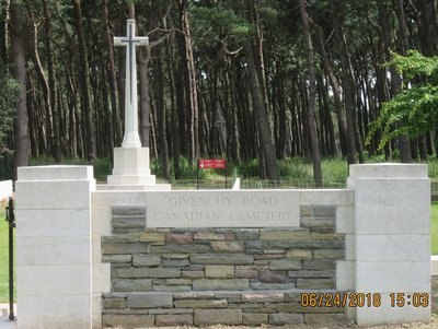Givency Road Canadian Cemetery