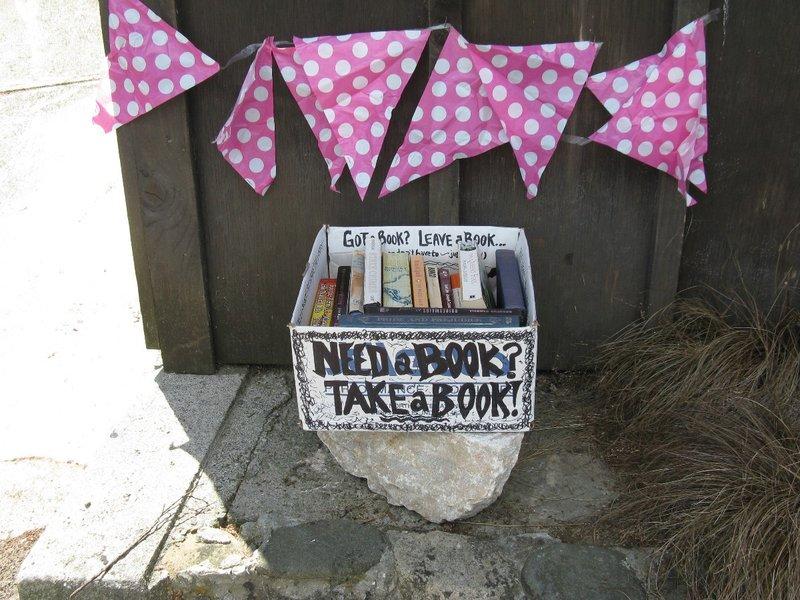 Neighbourhood  library