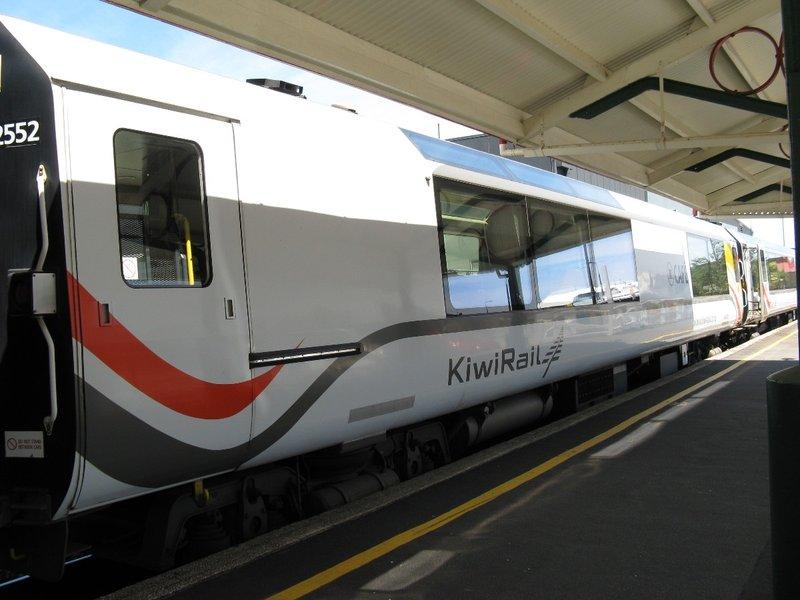 Kiwi Rail, Passenger car