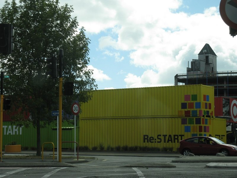 Restart business area 1