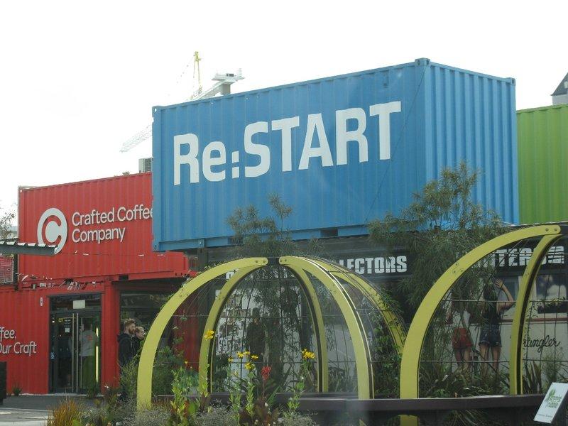 Restart business area 2