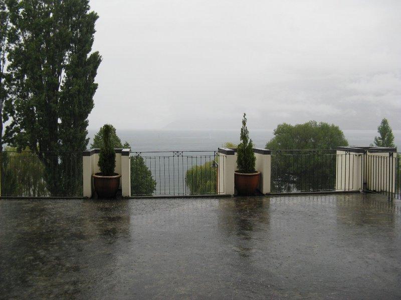 Heavy rain on evening of Jan 30 15