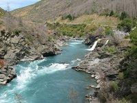 Roaring Meg on the Kawarau River