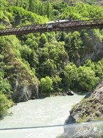 Kawarau Bridge,centre for bungy jumping