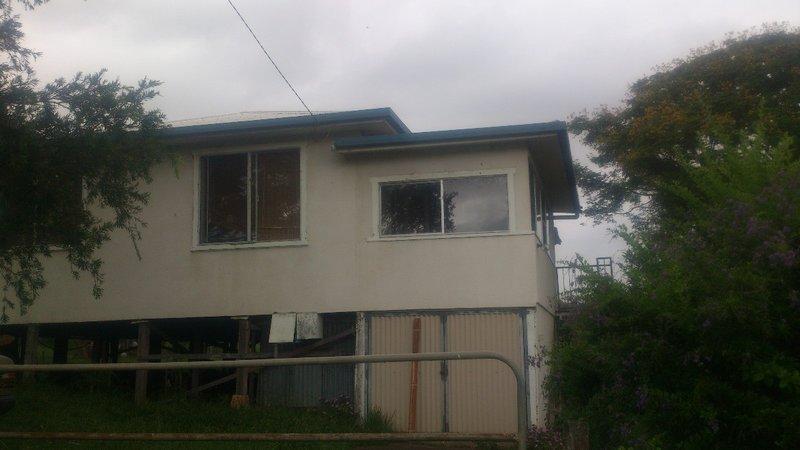 Geoff's house