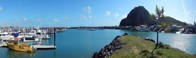 Yeppoon Marina panoramic