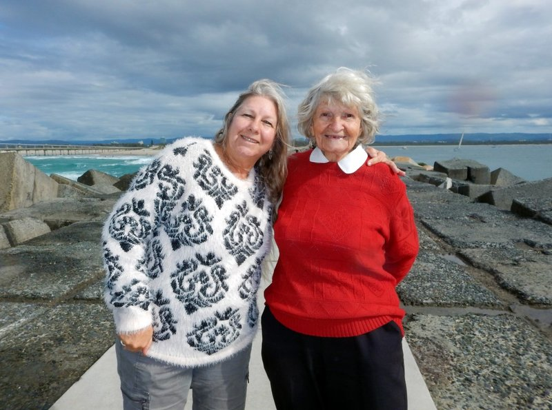 Ann & Catherine