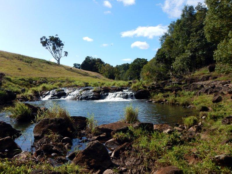 Marom Falls valley