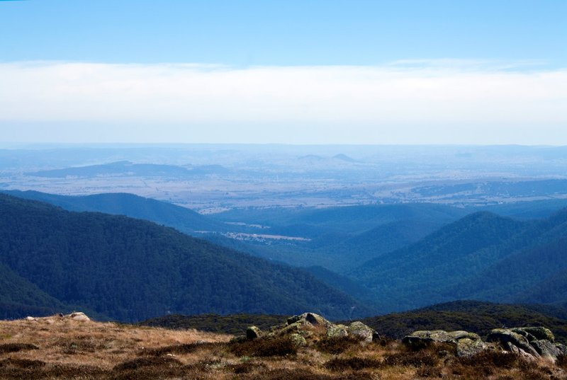 Mt Stirling to kings country