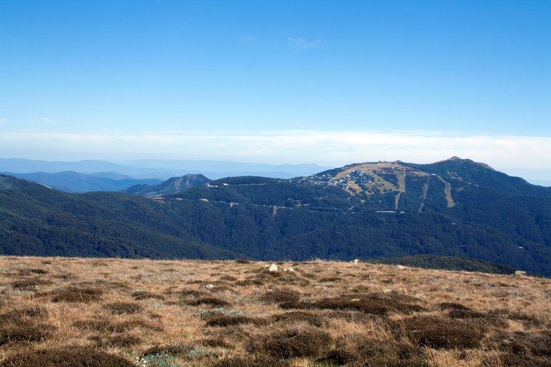Mt Stirling to Mt Buller