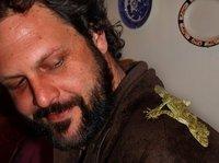 Leaf-tailed gecko Mark1