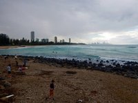 Surfers Paradise from Miami