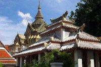 Thai temple, Bangkok